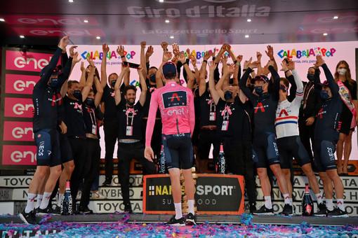 GIRO D'ITALIA: Giro New Generation