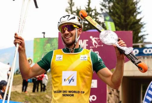 Skiroll: La Coppa del mondo è marchiata Matteo Tanel