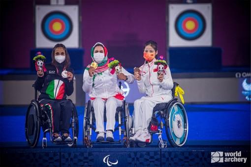 TOKYO 2020: Arco; Enza Petrilli conquista uno storico argento nel ricurvo