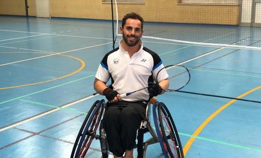 """Yuri Ferrigno numero 1 azzurro del para-badminton: """"Mi sono innamorato dell'agonismo di questo sport"""""""