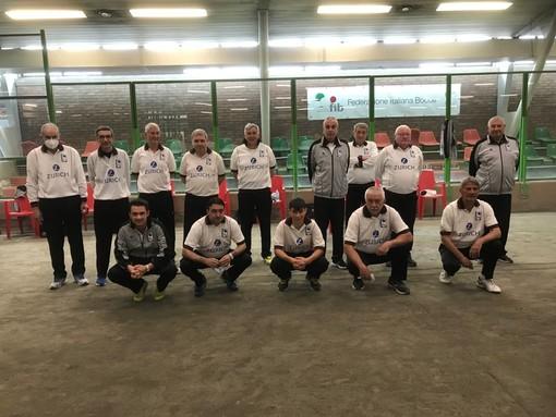Bocce; serie B, l'Aostana domina il campionato