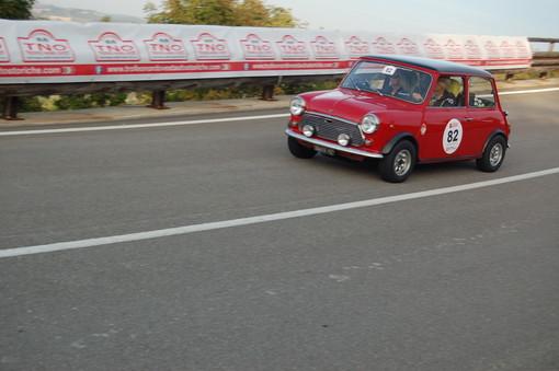 Auto storiche: Il 6° Trofeo Nord Ovest si disputerà su dieci prove