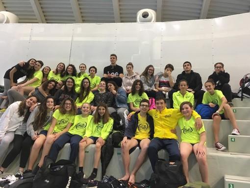 Nuoto: Colpo grosso a Bologna dei giovani Aostanuoto