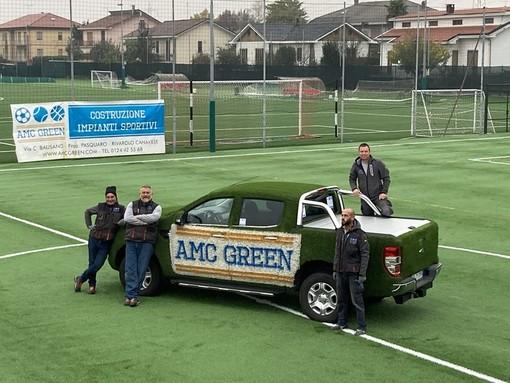 AMC Green, i leader per gli impianti sportivi 'chiavi in mano'