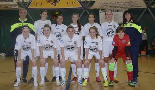 Calcio a 5 f: U19, Aosta 511 sconfitta di misura