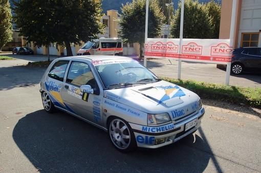 Auto: IL Memorial Frank Pozzi & Emanuele Curto a Roberto Sommaruga e Patrizia Fumanelli