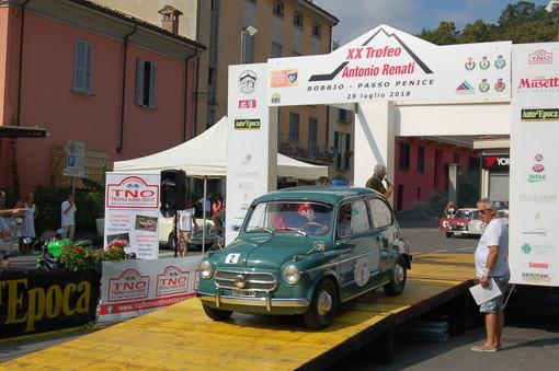 Auto: XXI Trofeo Antonio Renati per auto storiche