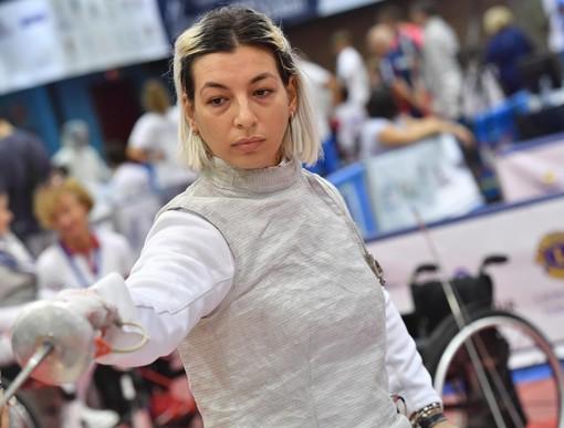 Paralimpiadi di Tokyo 2020: Subito  Andreea Mogos nella sciabola