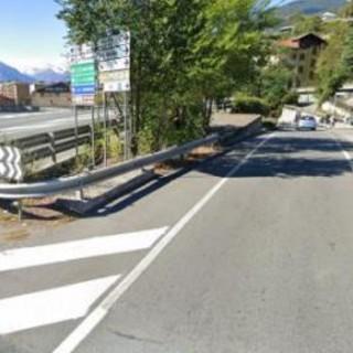 Aosta: Da lunedì chiuso per lavori il sottopasso in corso Ivrea