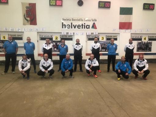 Bocce: A2, il Nus vince il derby contro l'Helvetia
