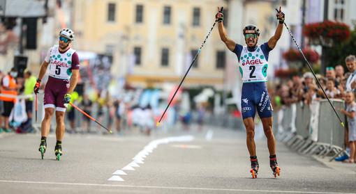 Al via il Mondiale di skiroll in Val di Fiemme e la possibilità di partecipare alla gara Open e Master