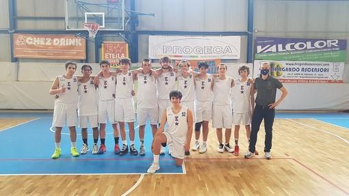 Basket: U 16, tutto facile per l'Eteila contro un dimesso Ciriè