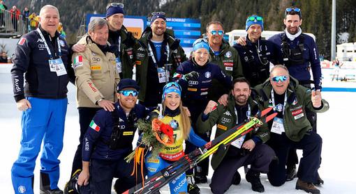Biathlon: Il calendario della Cdm 2021/22: 10 tappe e 57 gare complessive, Anterselva dal 20 al 23 gennaio 2022