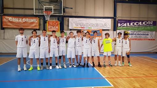 Basket: U16, Eteila cede contro il forte Rivarolo