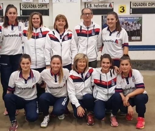 Bocce: Serie A femminile, BV Helvetia in evidenza in Friuli