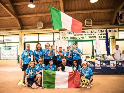 Bocce: Serie A femminile, la piemontese Forti Sani è campione d'Italia