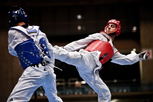 Para taekwondo: Antonino Bossolo medaglia d'argento al Test Event di Tokyo