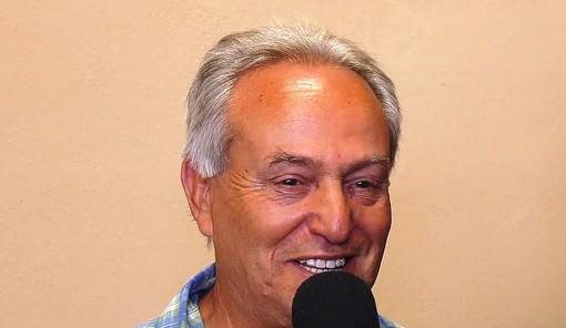 Paolo Brogelli il presidente che ha esonerato l'allentaore per troppi goal agli avversari