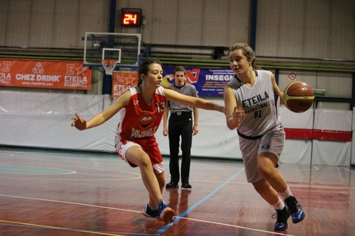 Basket F: Coppa Piemonte,  l'Eteila doma il Vco e allunga il filotto di vittorie