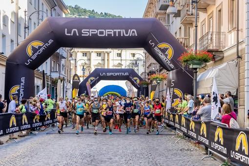 """Corsa montagna: Alex Dejanaz e Corinna Ghirardi trionfano alla  """"Aosta - Becca di Nona"""""""