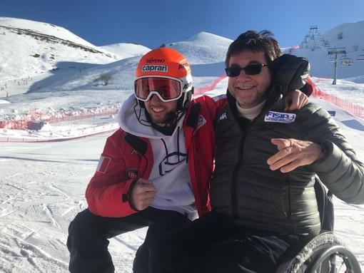 Sci alpino paralimpico: seconda vittoria in Coppa del Mondo per Bertagnolli e Ravelli