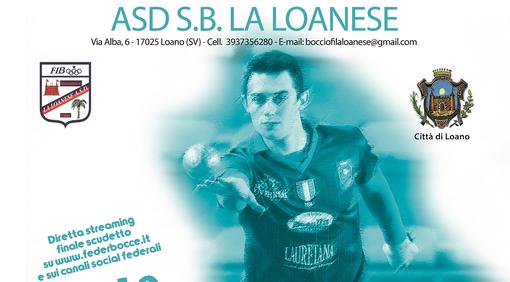 Bocce: Serie A, a Loano si assegna lo scudetto