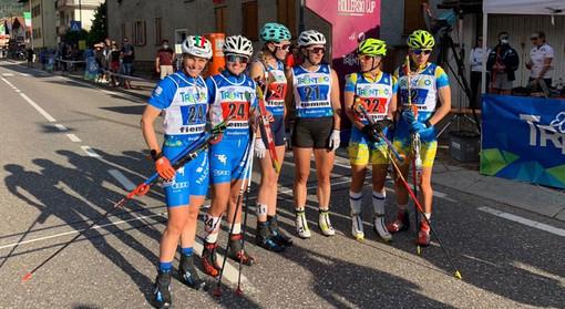 Skiroll: Sordello-Brocard argento nella team sprint femminile ai mondiali in Val di Fiemme