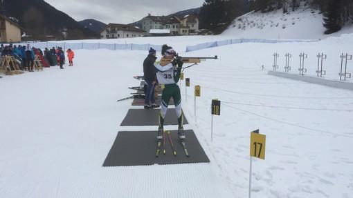 Biathlon: Intenso allenamento per la squadra Asiva