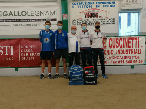 I finalisti della competizione a San Damiano