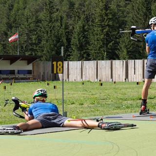 Biathlon: tutte le squadre Asiva nei ritiri internazionali