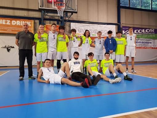 Basket: L'Under 16 Eteila vittorioso sui piemontesi del Venaria