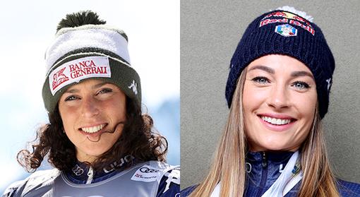 Atleta dell'Anno 2020, Federica Brignone e Dorothea Wierer sono le finaliste