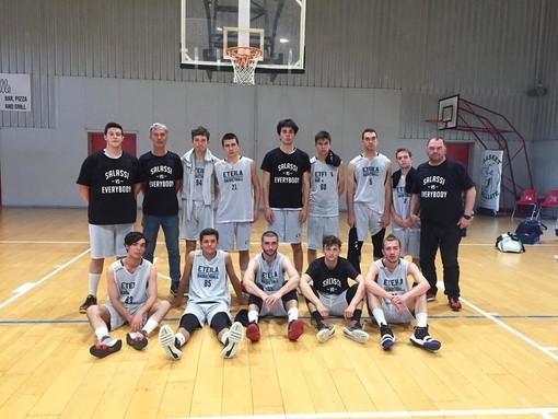 Basket: U18 Silver, coach Grattacaso guida l'ambiziosa Eteila