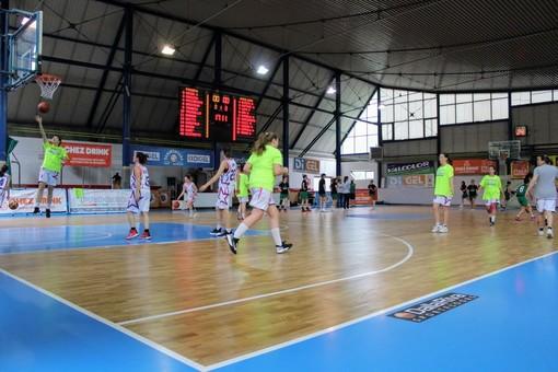 Basket: Nasce la squadra femminile Senior dell'Eteila