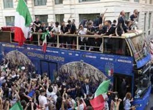 """Euro 2020, prefetto di Roma: """"Festa su bus non era prevista"""""""