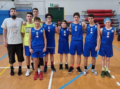 Basket: Under 15, L'Eteila travolge il Ginnastica Piemonte