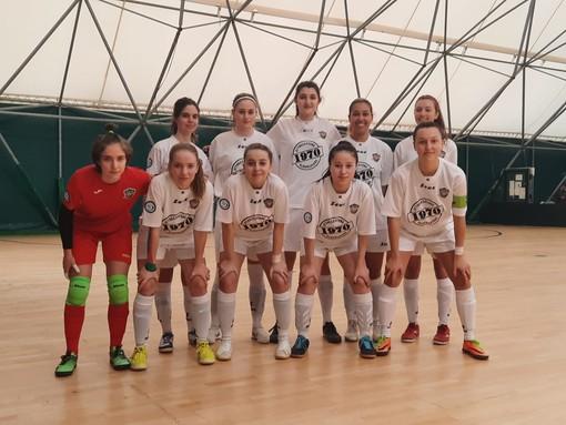 La formazione dell'Aosta 511 Under 19
