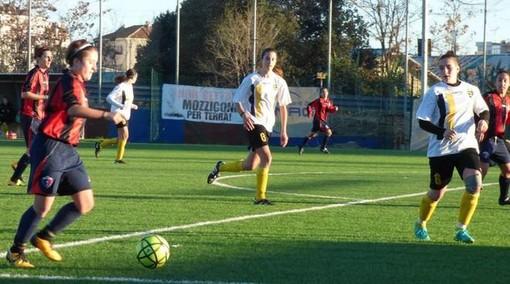 Calcio f: Tornano in campo le ragazze dell'Aosta 511
