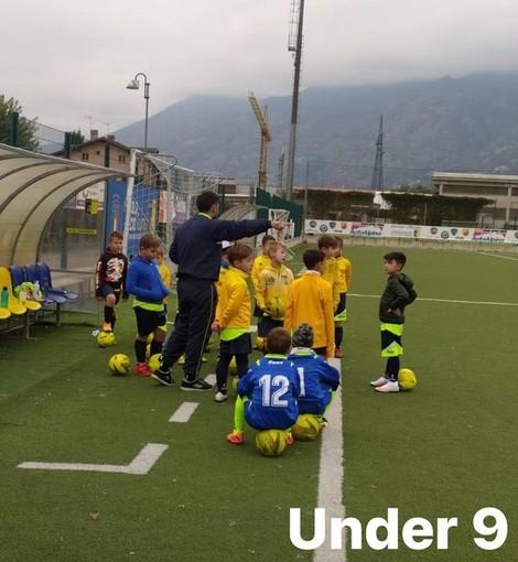 Calcio: I risultati delle giovanili Charvensod