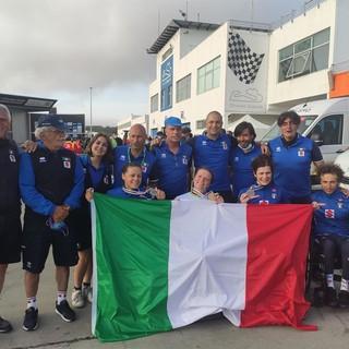 Mondiali di paraciclismo: l'Italia domina la cronometro di handbike