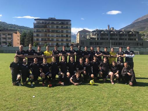 La Prima squadra del Centro giovani calciatori