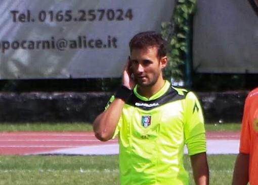 Calcio: La Valle in serie D con l'arbitro Francesco Carbone