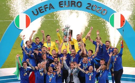 Campioni d'Europa! Inghilterra domata, gli azzurri di Mancini espugnano Wembley ai rigori