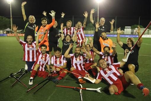 Calcio Amputati: Vicenza ancora una volta sul tetto d'Italia