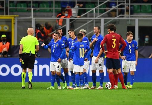 Calcio L'Italia si ferma dopo 37 partite senza sconfitte, Ferran Torres regala alla Spagna la finale di Nations League