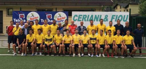 Lo Charva 'sotto' alla prima di Coppa Italia
