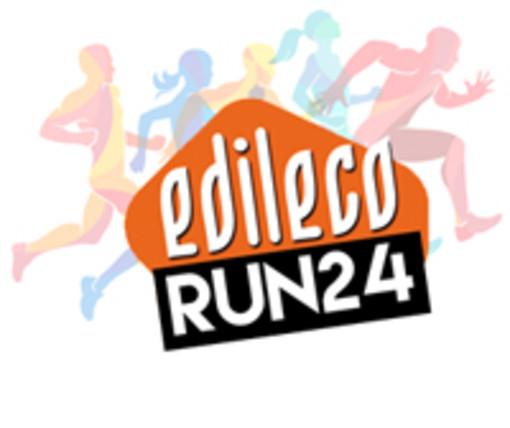 Corsa: Edileco RUN24 gara a staffetta di 24 ore