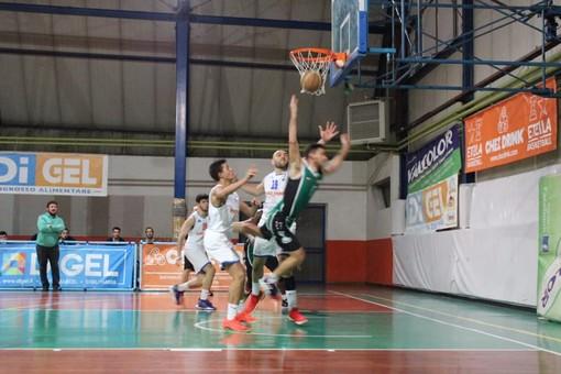 Basket: Serie D; l'Eteila abbatte il Reba e torna capolista