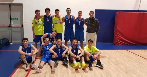 Basket: U18, l'Eteila sbanca il Kolbe 79 a 56