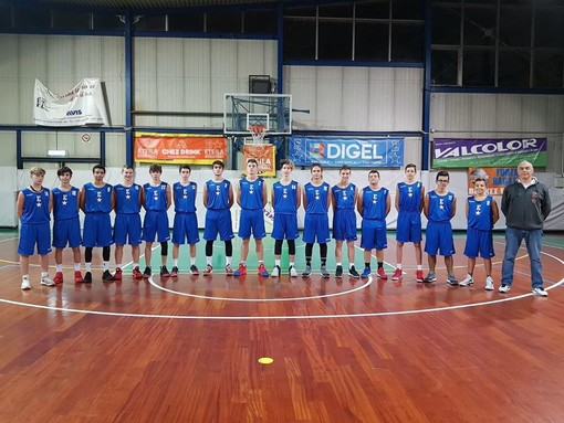 Basket: U16; ancora una sconfitta in campionato per l'Eteila